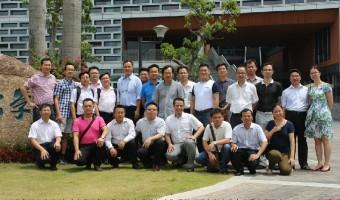 """纳米研究前沿 - 应对生物科技、能源与电子的挑战""""国际研讨会在我校成功举办"""