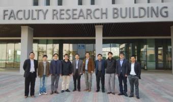 南科大-世宗大学先进材料研讨会成功举办