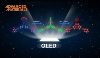 南科大材料系王湘麟课题组在有机全光谱发光材料研究中取得重要进展