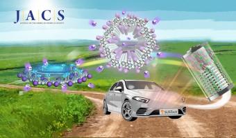 Organic electrode materials take great leap forward