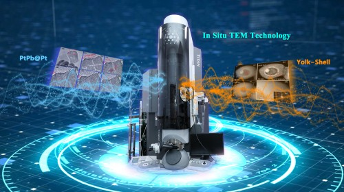 In Situ TEM Technology helps SUSTech researchers develop catalytic insight