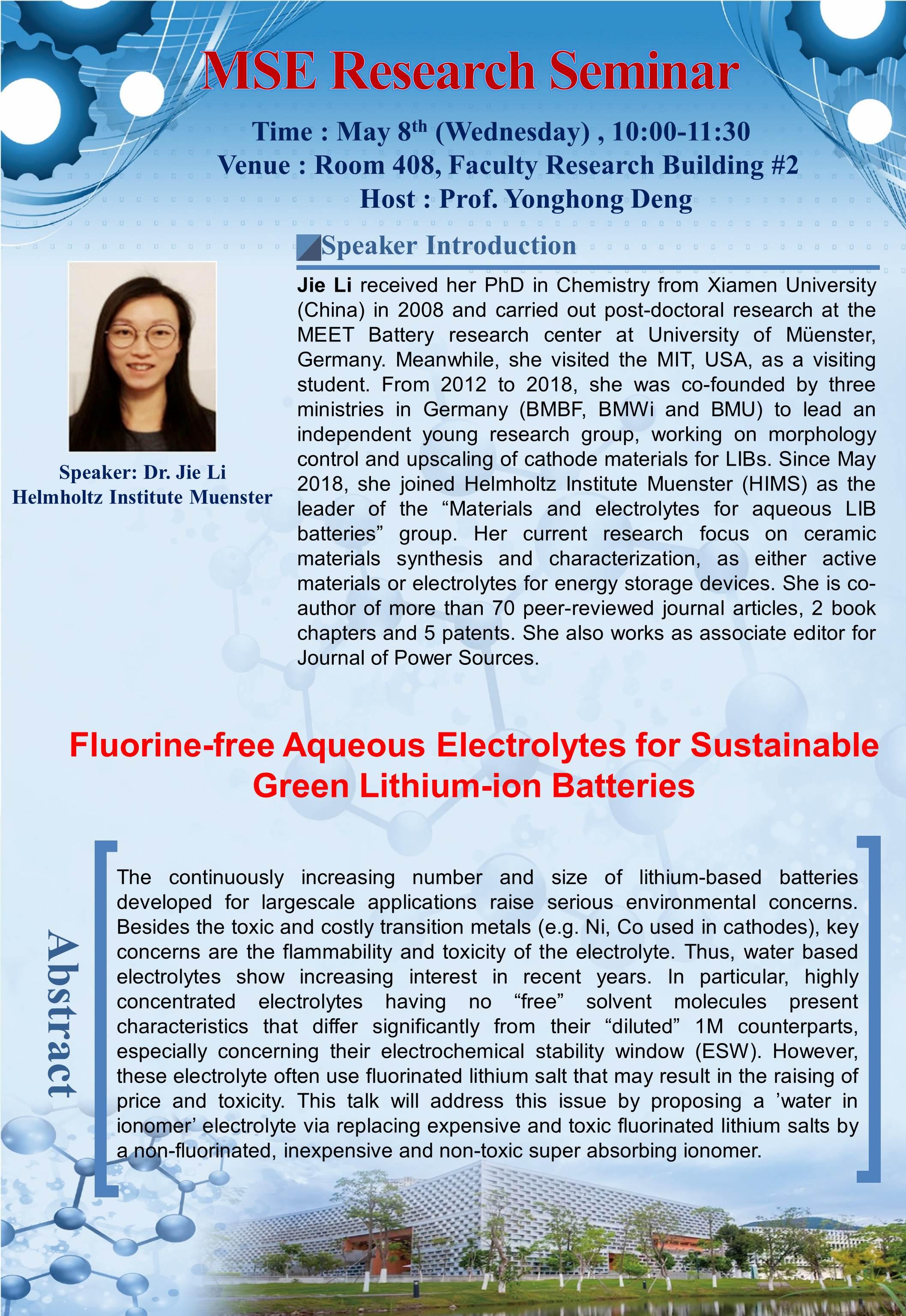 5月8日 10-11:30 Prof. Jie Li.jpg