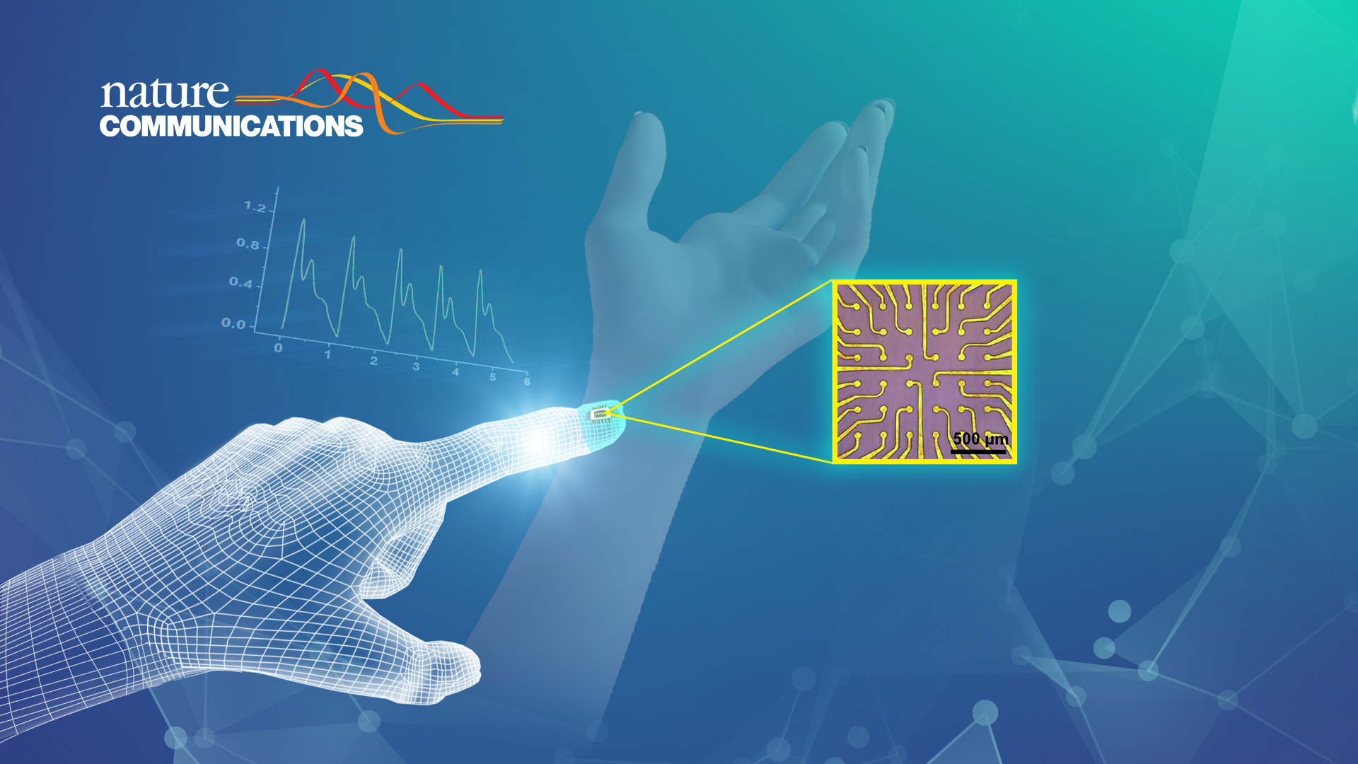 郭传飞课题组研制出最高压力分辨率的柔性压力传感器
